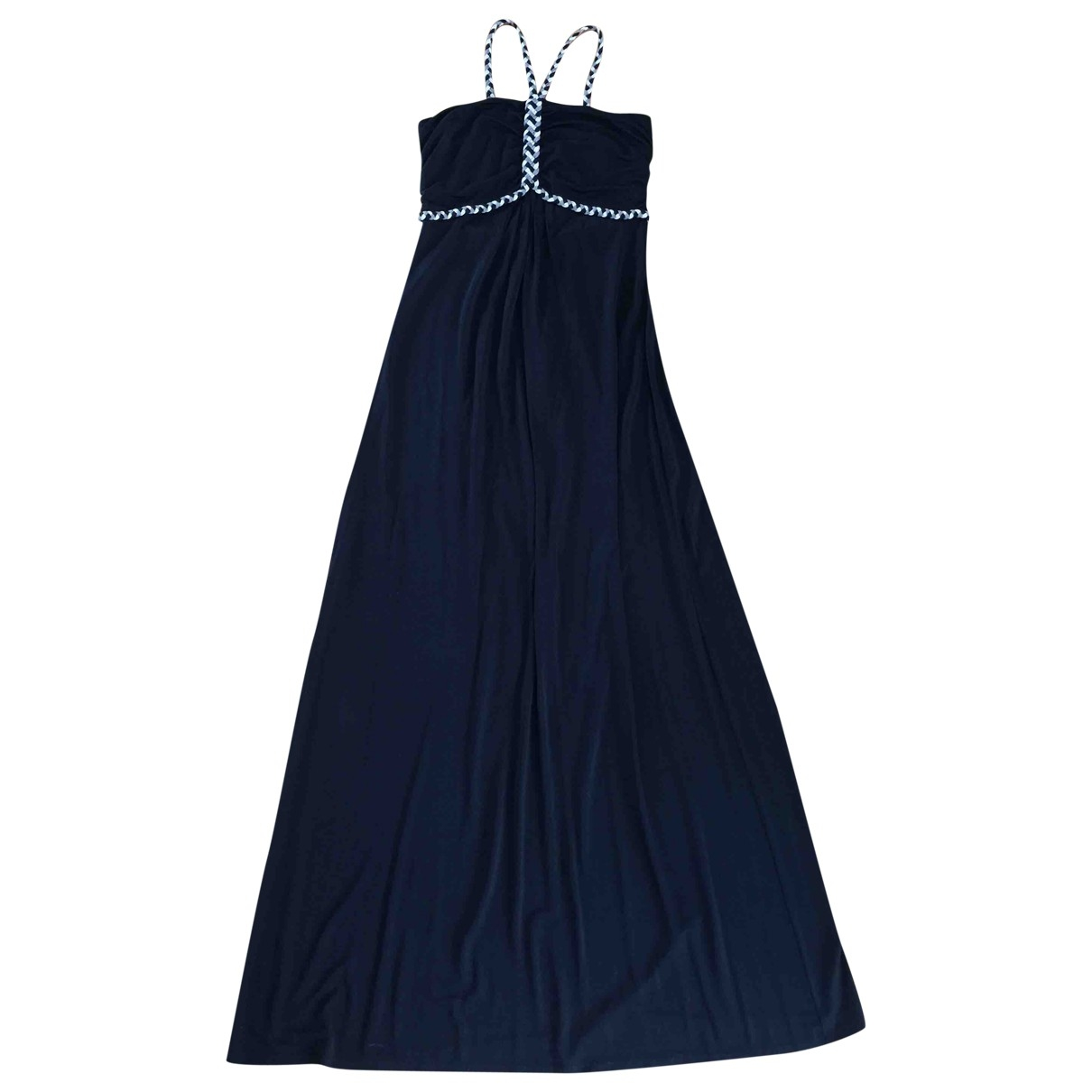 Marc Cain \N Black Silk dress for Women S International
