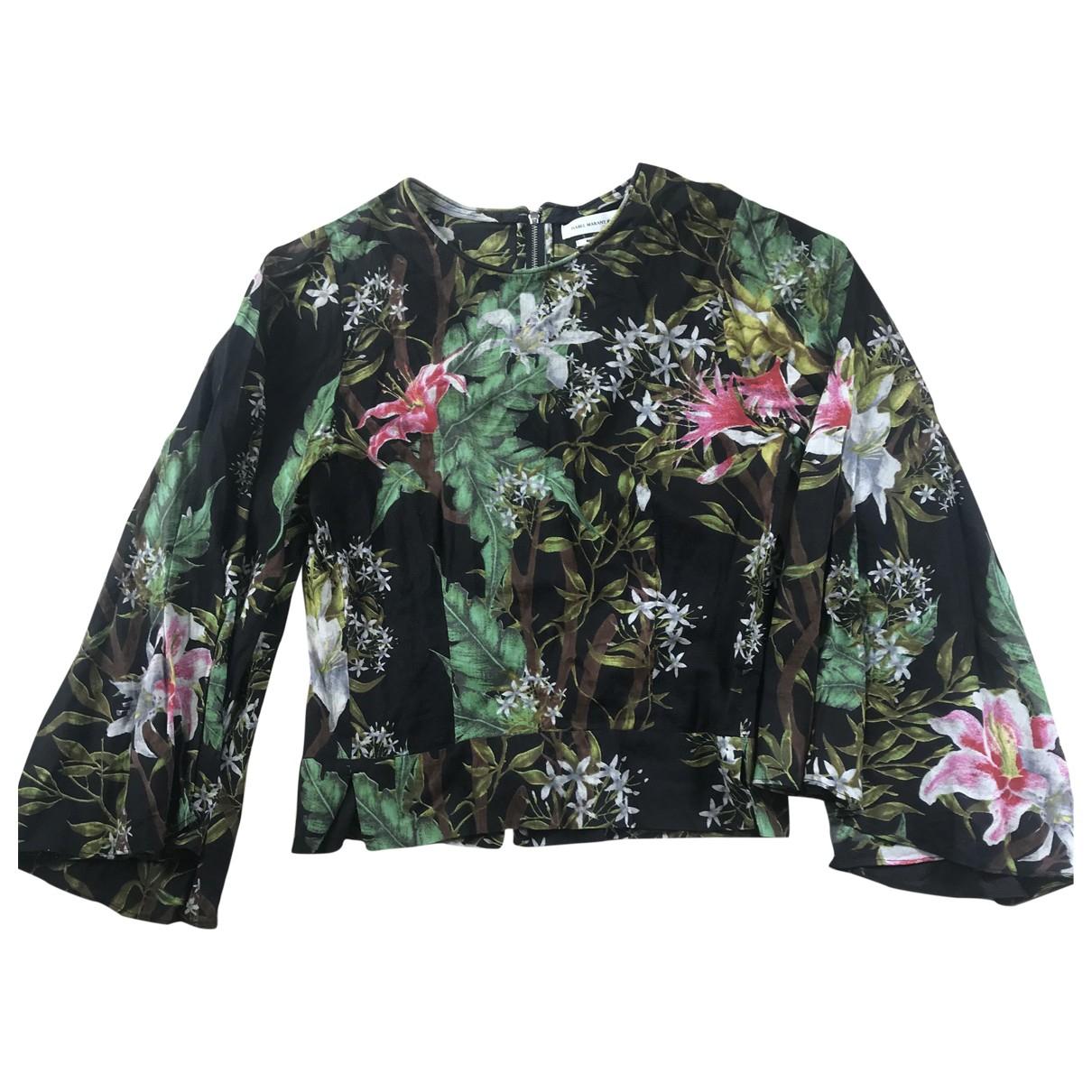 Isabel Marant Etoile \N Multicolour Cotton  top for Women 38 FR