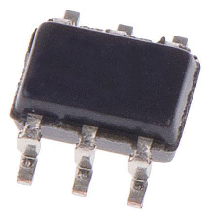 Texas Instruments SN74LVC1G97DCKR 3-Input Multifunction Schmitt Trigger Logic Gate, 6-Pin SC-70 (10)