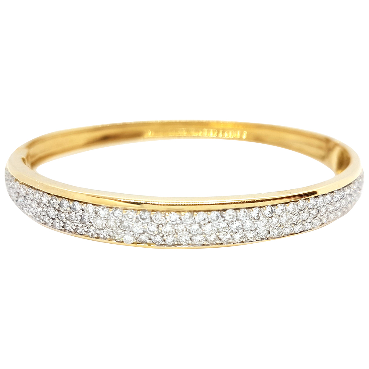 Autre Marque \N Armband in  Gold Gelbgold