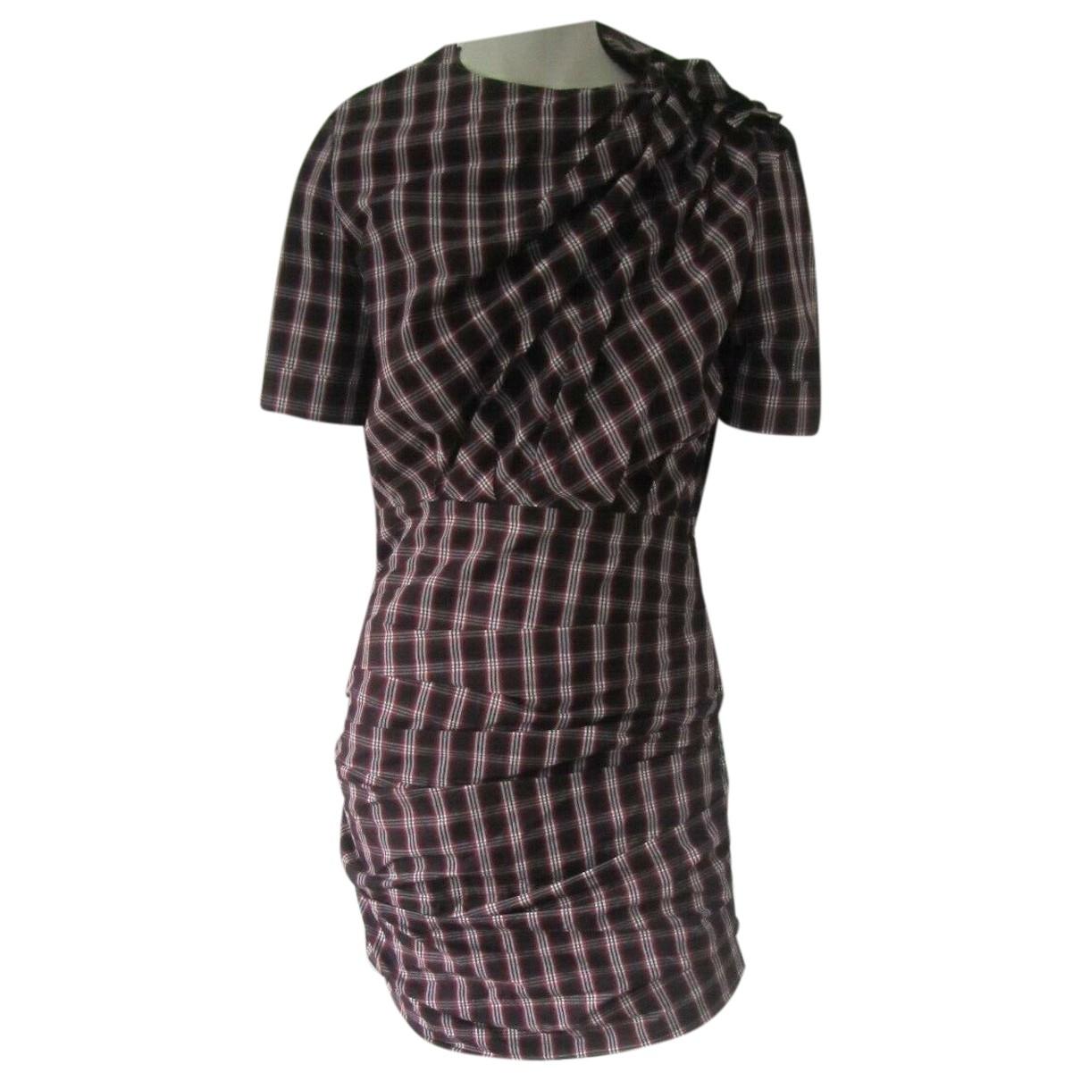 Isabel Marant Etoile \N Multicolour Cotton dress for Women 36 FR