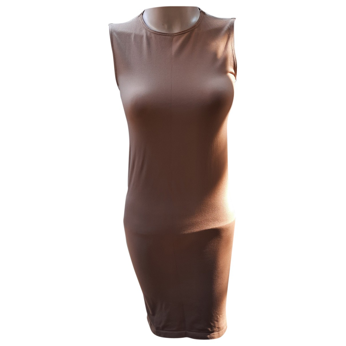 Wolford \N Kleid in  Braun Polyester