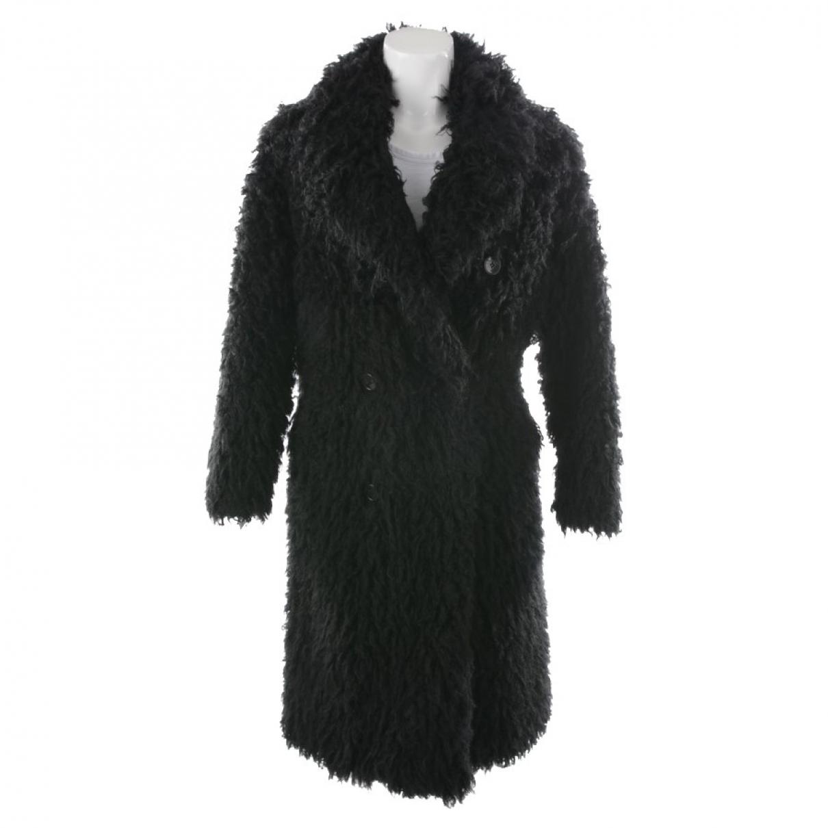 Saint Laurent - Veste   pour femme en coton - noir