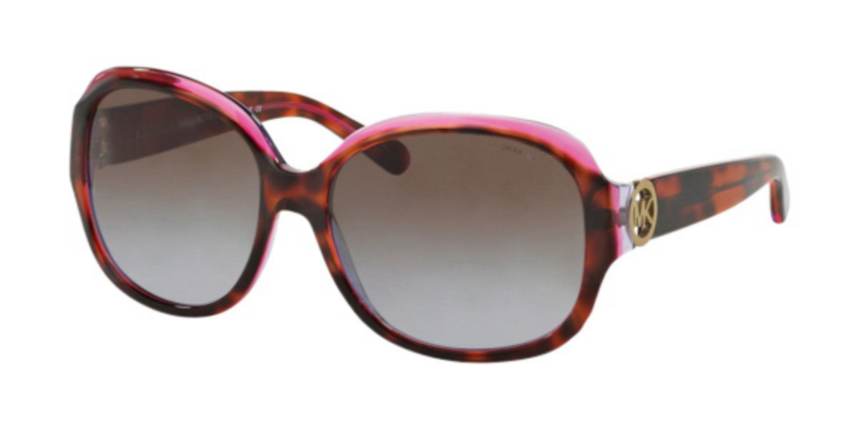 Michael Kors MK6004 KAUAI 300368 Women's Sunglasses Pink Size 59