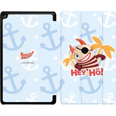 Amazon Fire HD 8 (2018) Tablet Smart Case - Sorgenfresser Hey Ho von Sorgenfresser