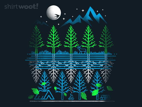 Flight Of Nature T Shirt