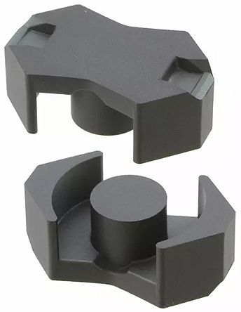 EPCOS T38 Ferrite Core, 8600nH, 17.9 x 14.7 x 12.5mm, For Use With Broadband Transformers (5)