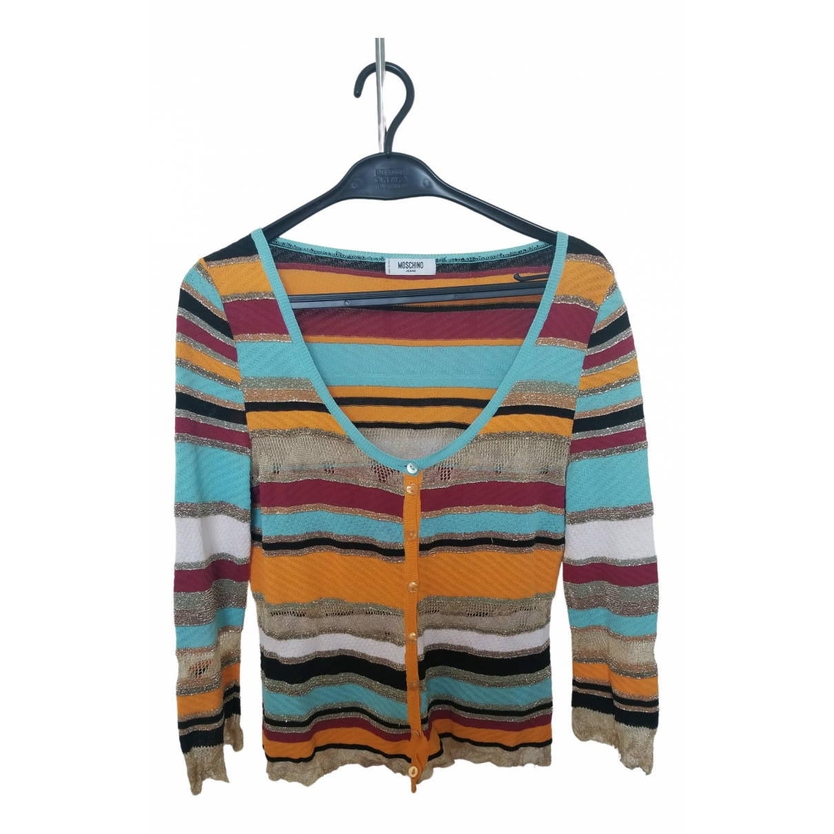 Moschino Cheap And Chic \N Multicolour Cotton Knitwear for Women 44 IT