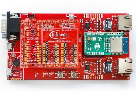 Infineon The OPTIGA™ Trust M evaluation kit OPTIGATRUSTMEVALKITTOBO1