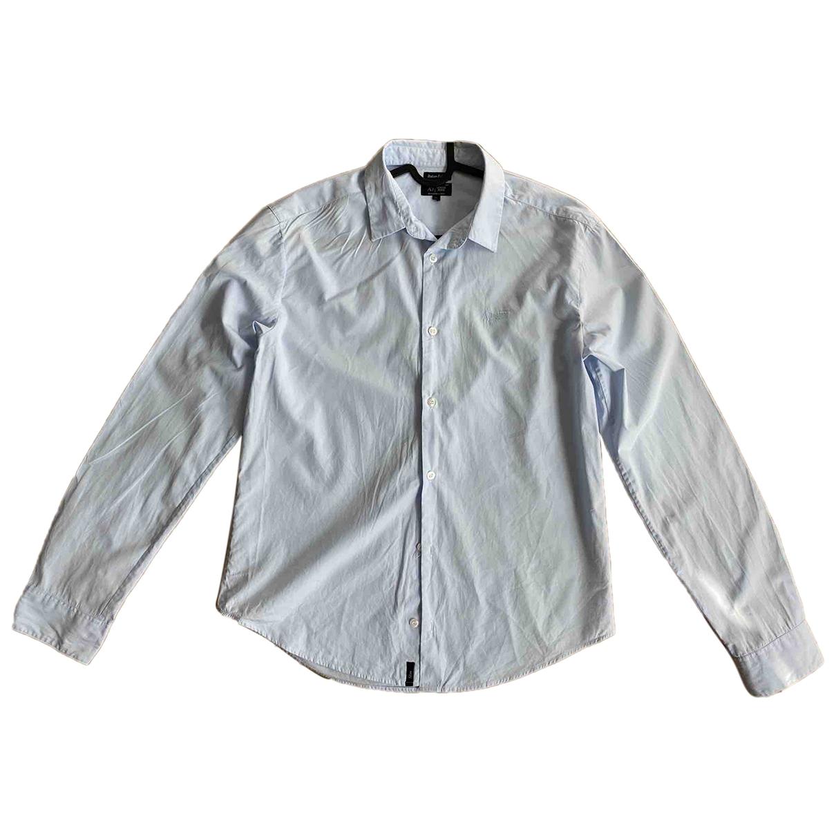 Armani Jeans \N Cotton Shirts for Men XL International