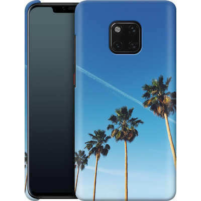 Huawei Mate 20 Pro Smartphone Huelle - Palm Tree Paradise von Omid Scheybani