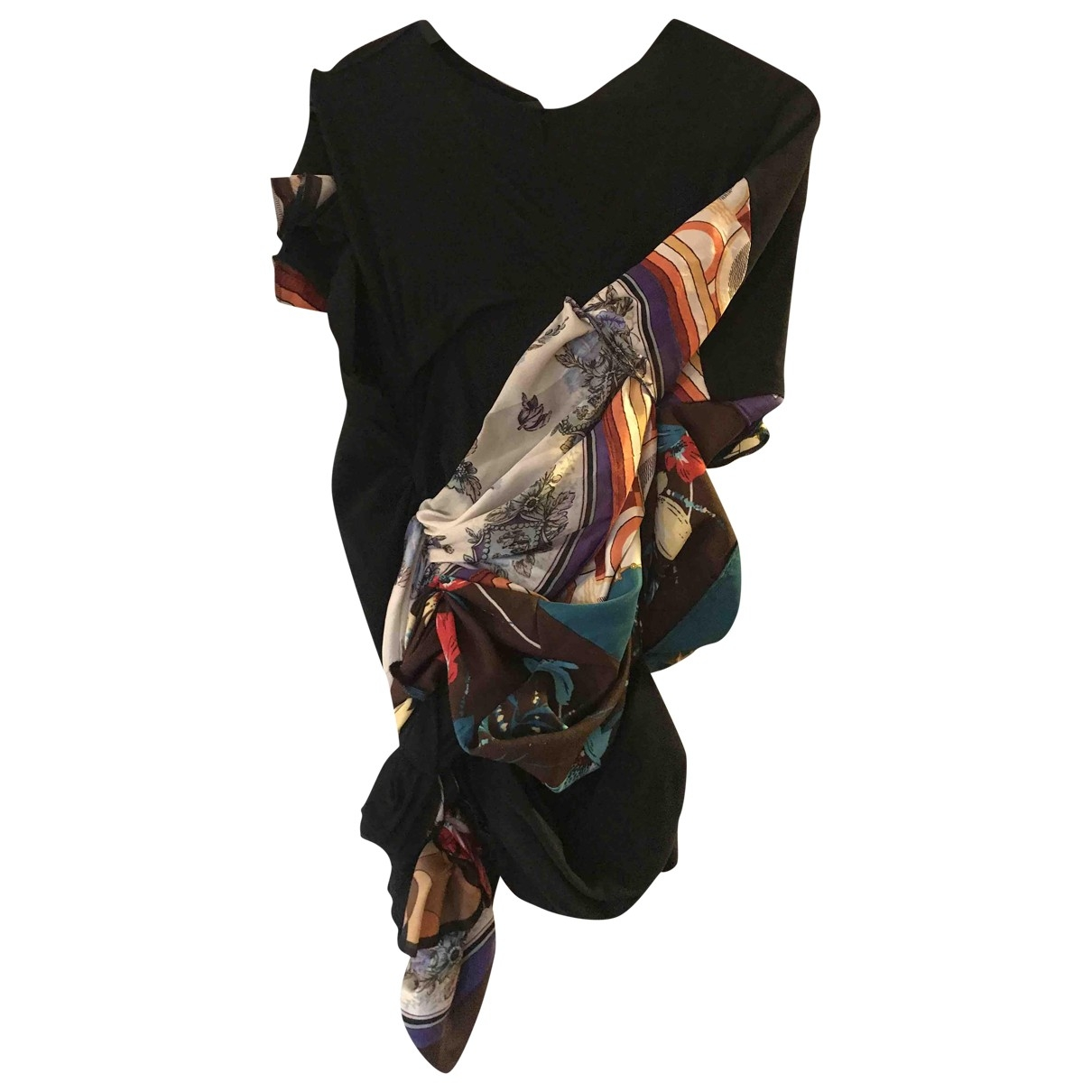 Comme Des Garcons \N Multicolour Silk  top for Women L International