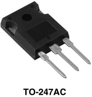 Vishay Switching Diode, 60A 300V, 3-Pin TO-247AC VS-60APH03-N3 (25)