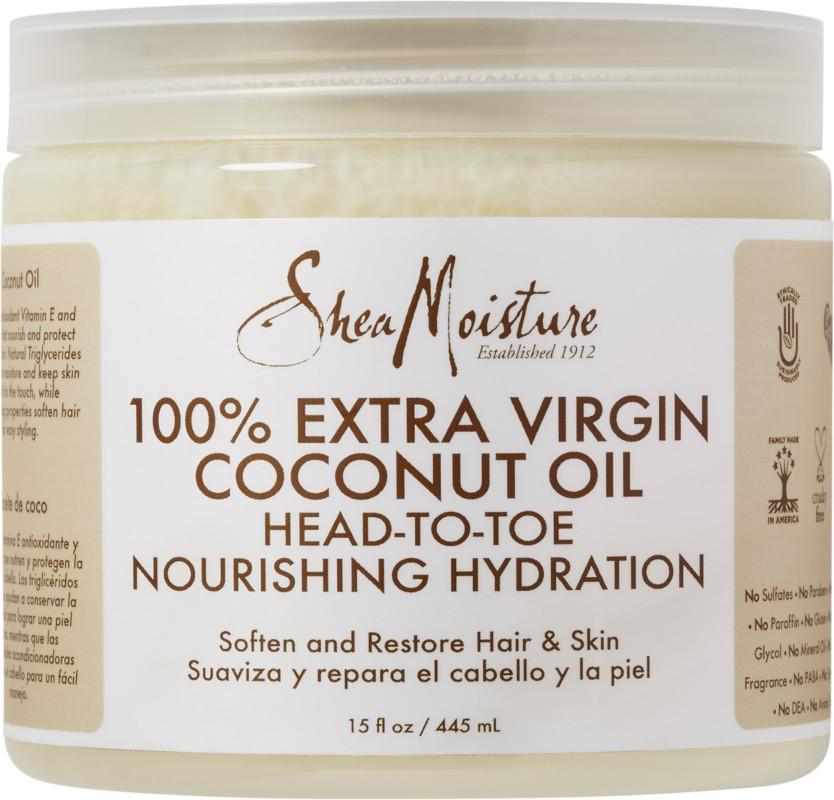 100% Extra Virgin Coconut Oil - 15.0oz