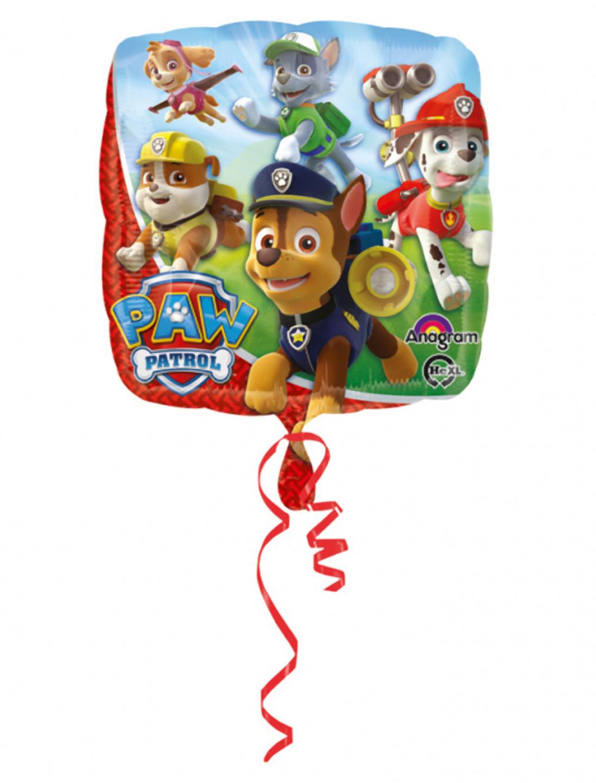 Folienballon Paw Patrol Farbe: multicolor bzw. bunt