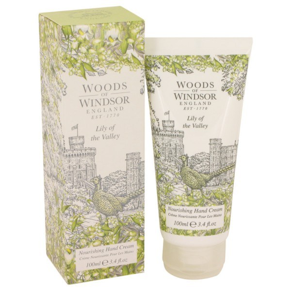 Lily Of The Valley - Woods Of Windsor Feuchtigkeitscreme 100 ml