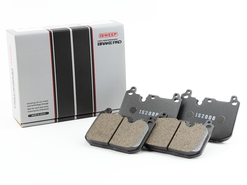 Neuspeed IS Endurance-R1312 Brake Pads Front Mini (F54|F55|F56) JCW