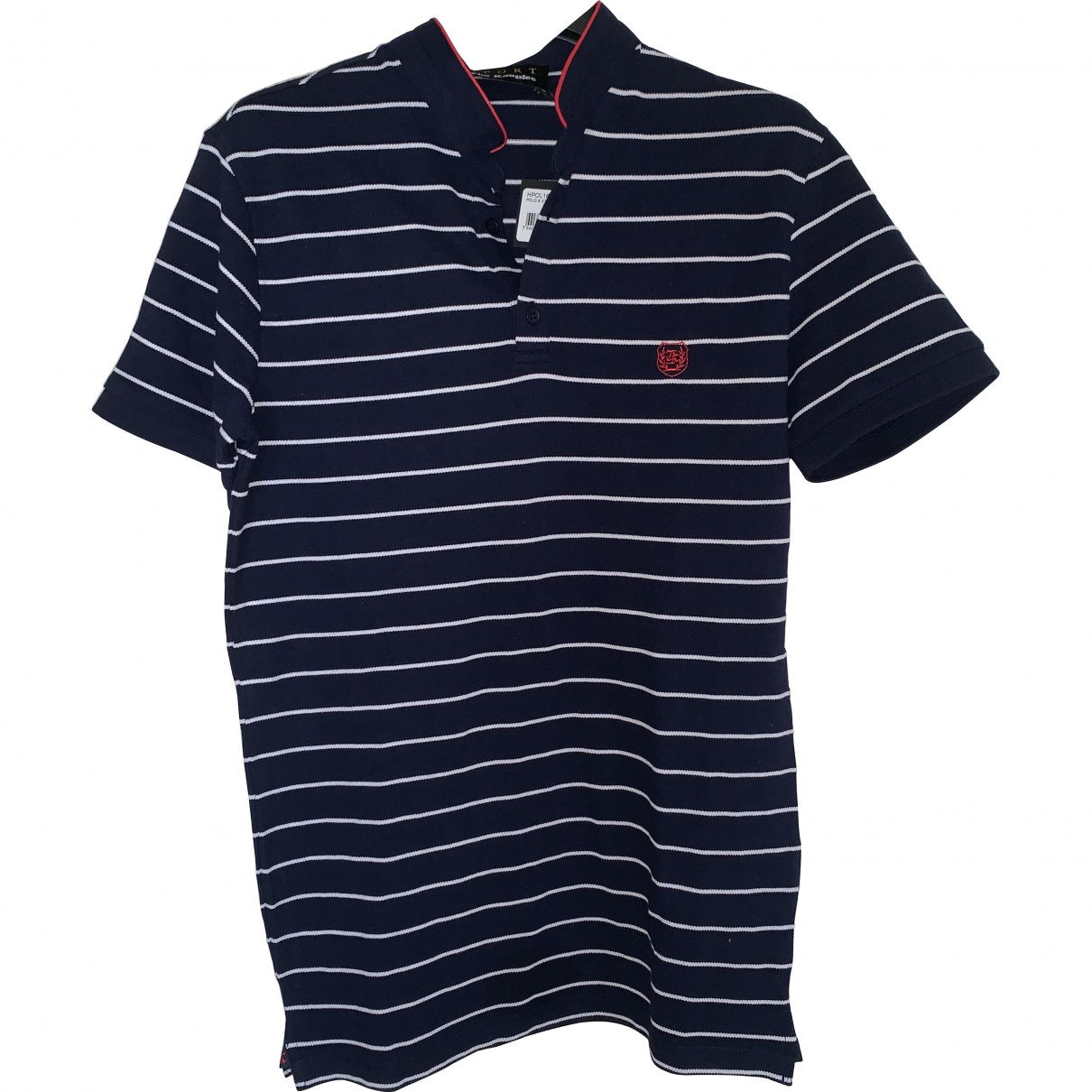 The Kooples \N Blue Cotton Polo shirts for Men XS International