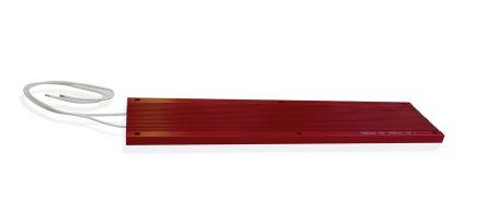 RS PRO Metal Clad Braking Resistor - Slim Type