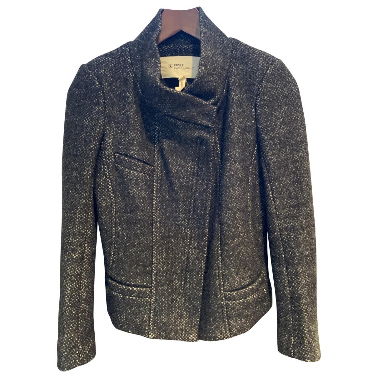 Isabel Marant \N Jacke in Wolle