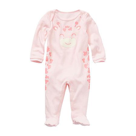 Okie Dokie Baby Girls Lap Shoulder Sleep and Play, 9 Months , Pink