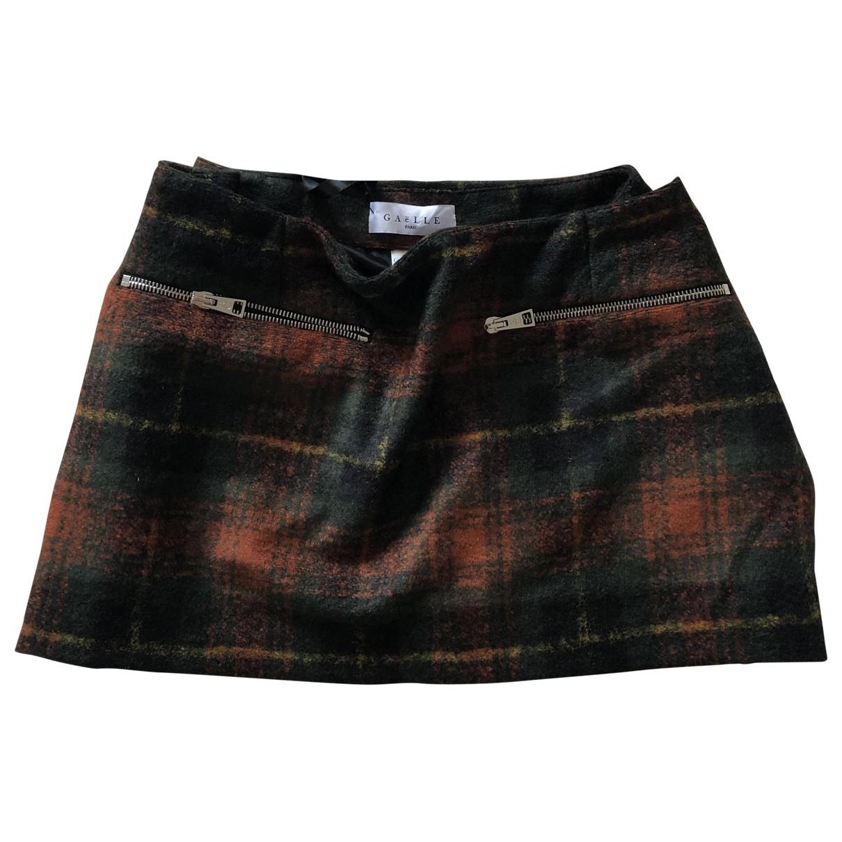 Mini falda Gaelle Paris