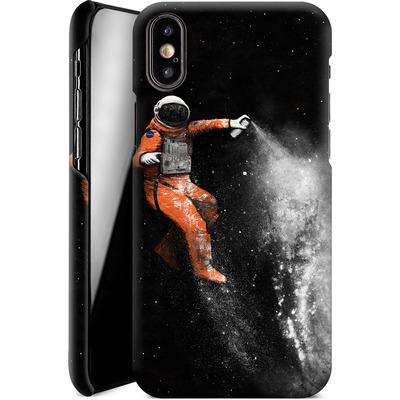 Apple iPhone XS Smartphone Huelle - Space Astronaut von Florent Bodart