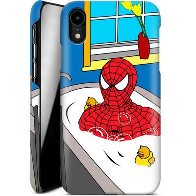 Apple iPhone XR Smartphone Huelle - Bathing Hero von Mark Ashkenazi