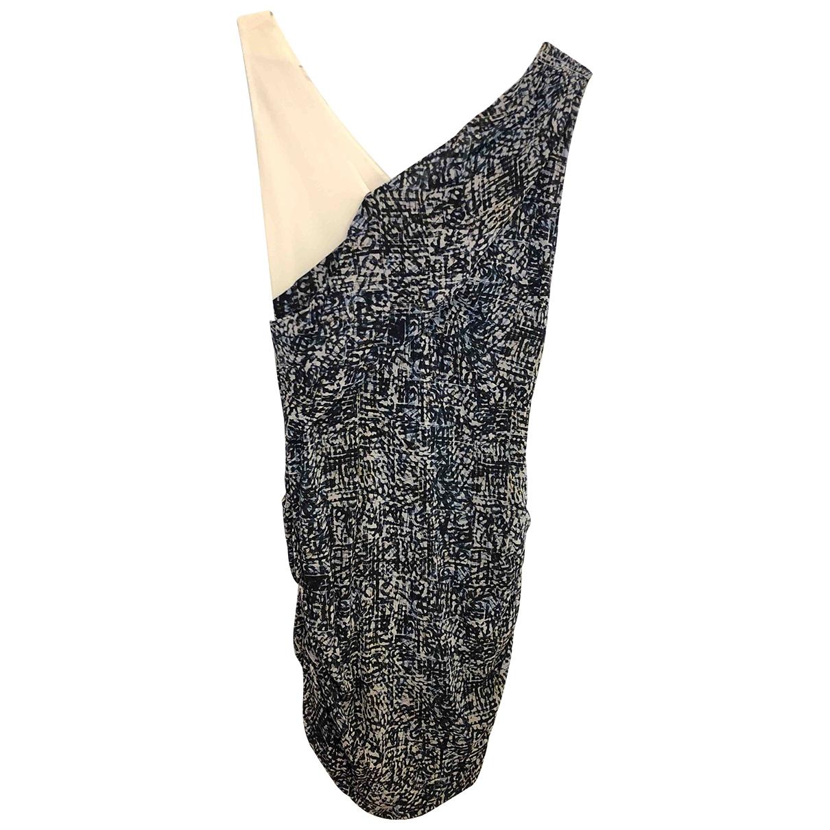 Iro Spring Summer 2019 Blue dress for Women 36 FR