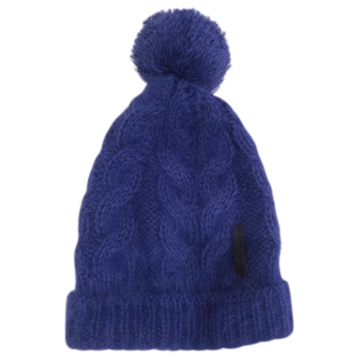 Prada \N Blue Wool hat for Women M International