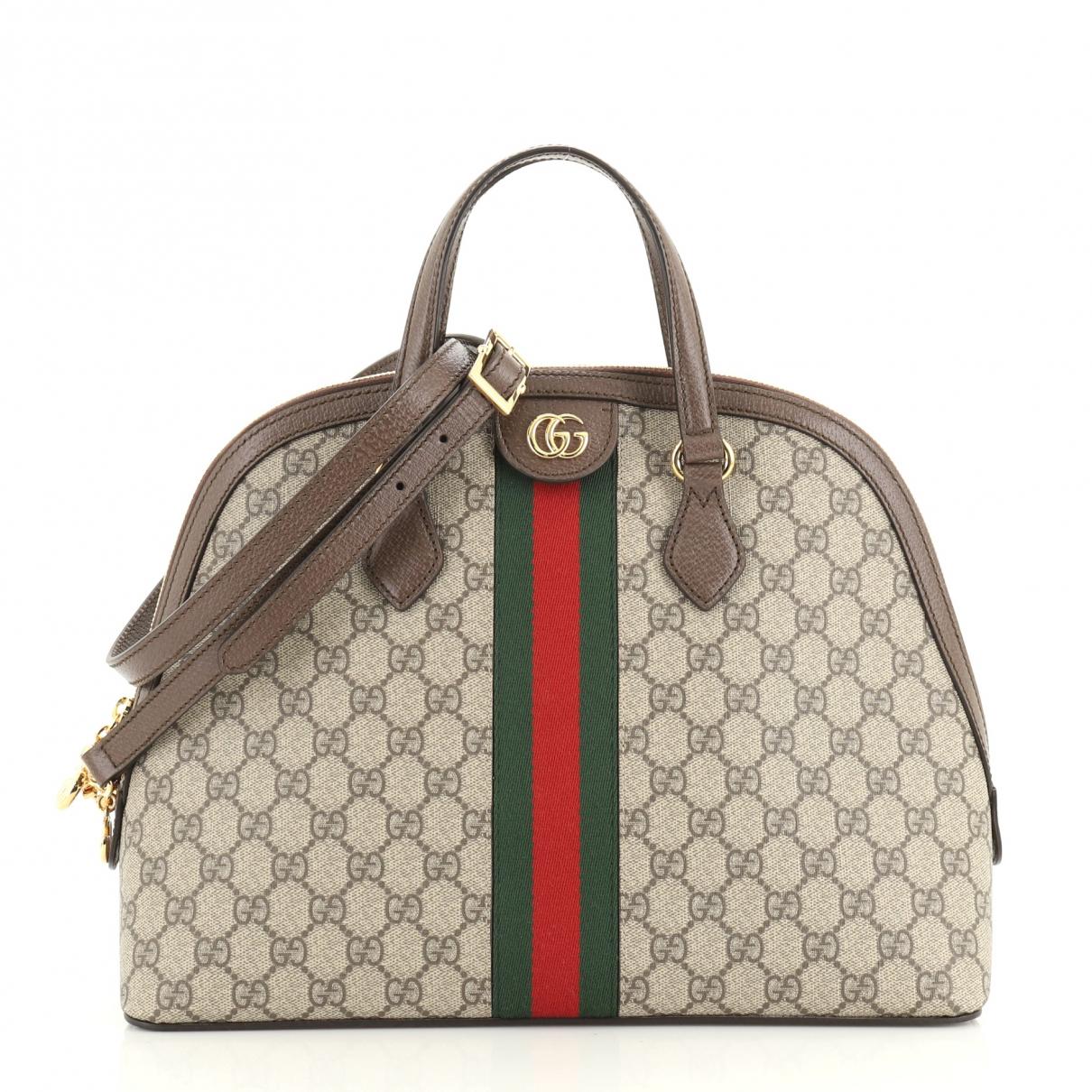 Bolso de Cuero Gucci