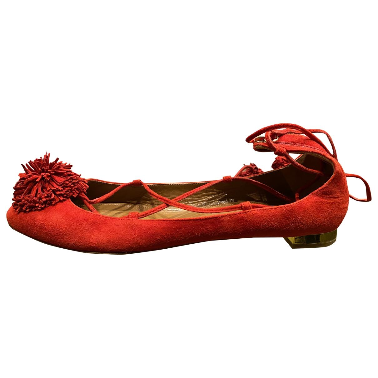 Bailarinas Aquazzura