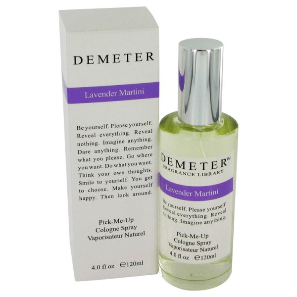 Lavender Martini - Demeter Eau de Cologne Spray 120 ML