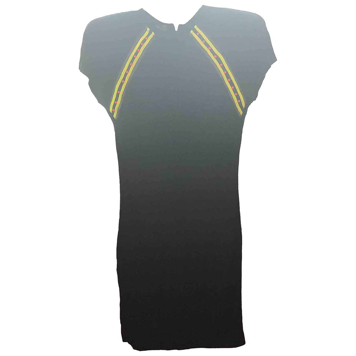 Moschino Love \N Black dress for Women 38 FR