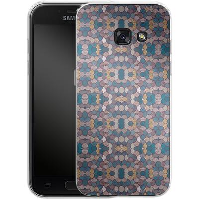 Samsung Galaxy A3 (2017) Silikon Handyhuelle - Lyon 01 von Daniel Martin Diaz