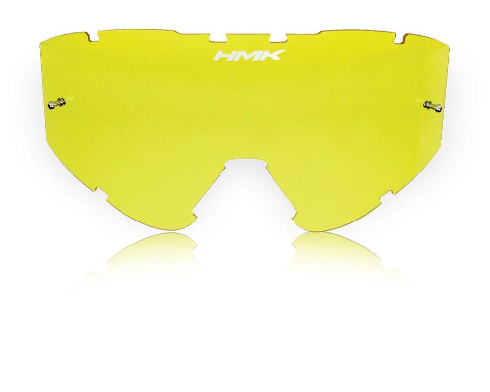 HMK HM5LENSVYM Vapor Goggle Lens