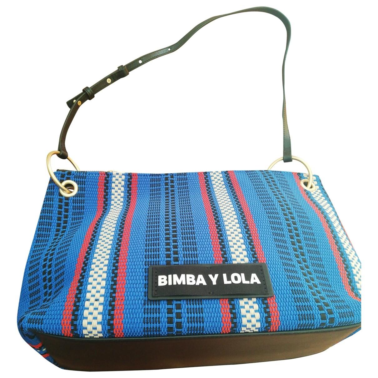 Bimba Y Lola \N Handtasche in  Bunt Polyester