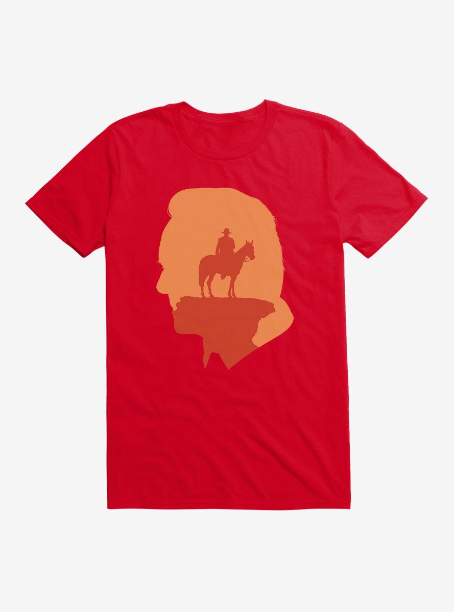 Westworld Profile Silhouette T-Shirt