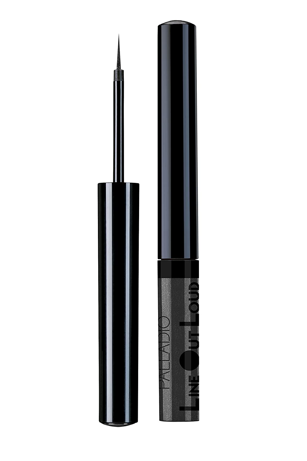 Line Out Loud Intense Shimmer Eyeliner - Onyx