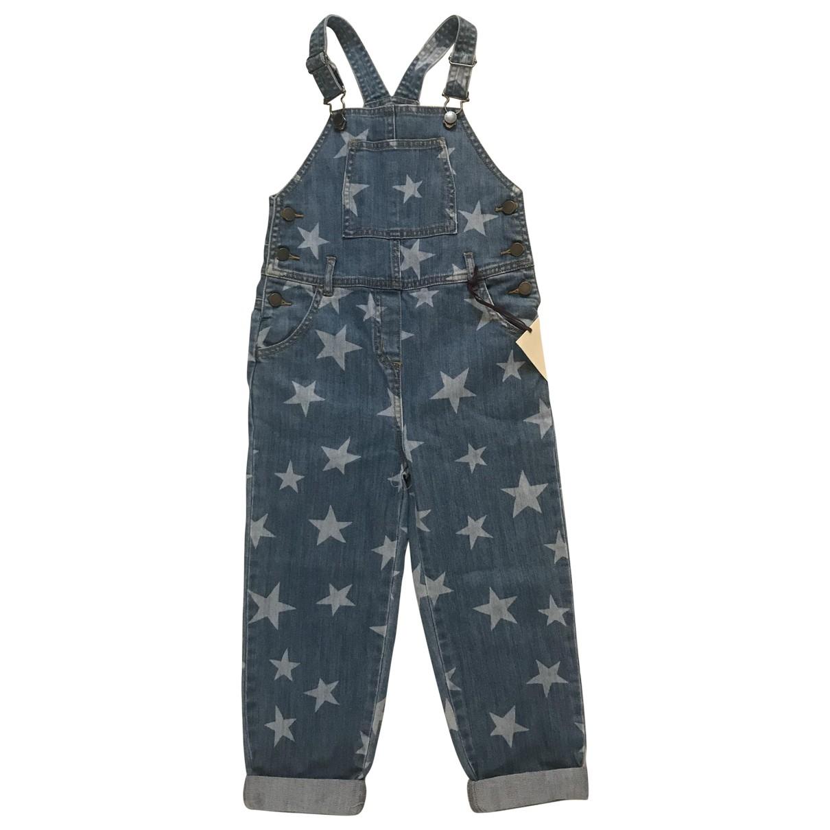 Stella Mccartney Kids \N Blue Denim - Jeans dress for Kids 6 years - until 45 inches UK