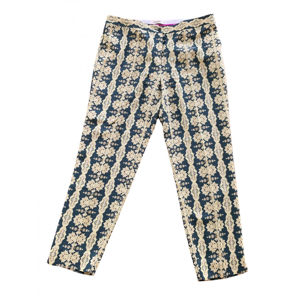 Pantalon recto Etro