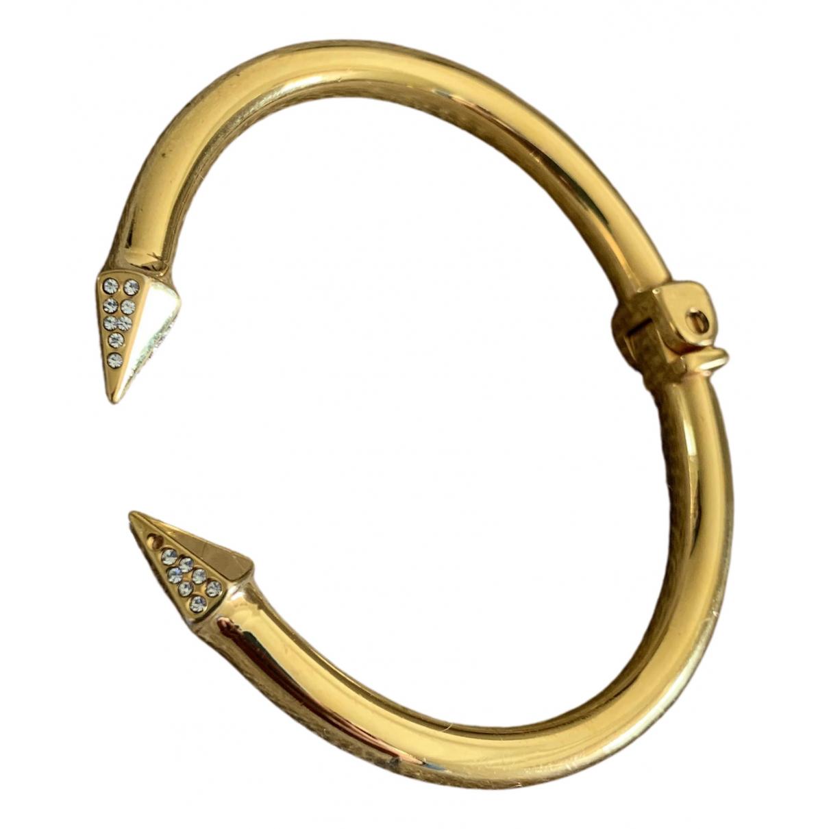 Vita Fede \N Armband in  Gold Metall