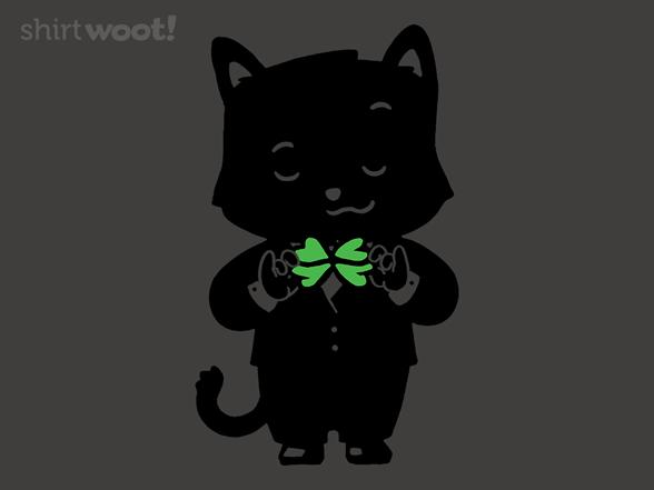 Lucky Tie T Shirt