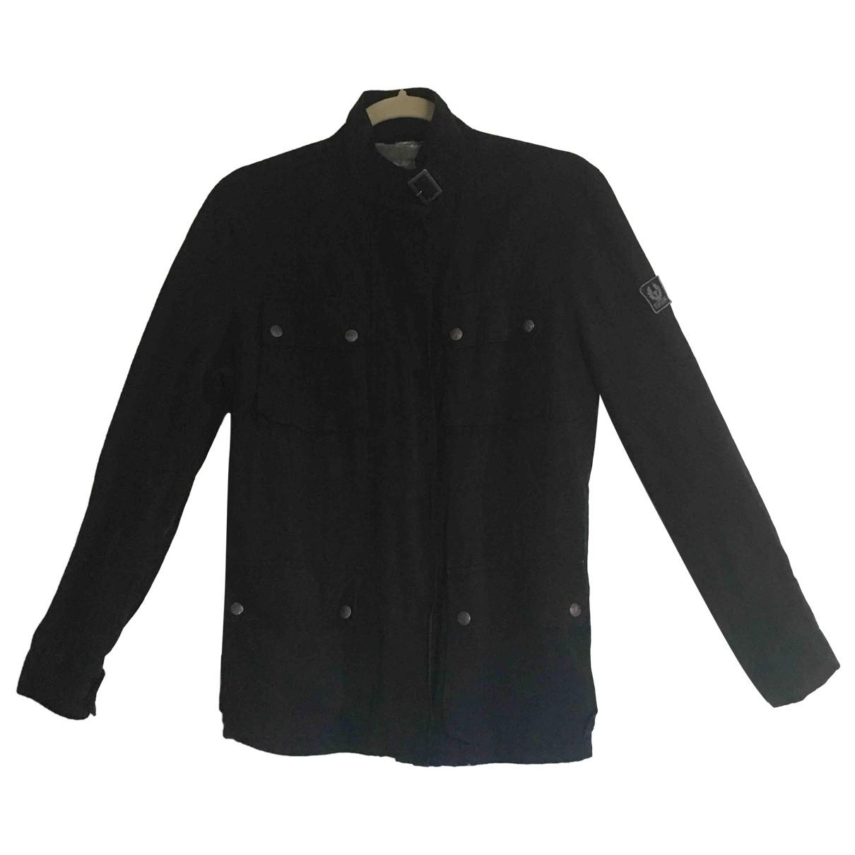Belstaff \N Grey Silk jacket for Women 42 IT