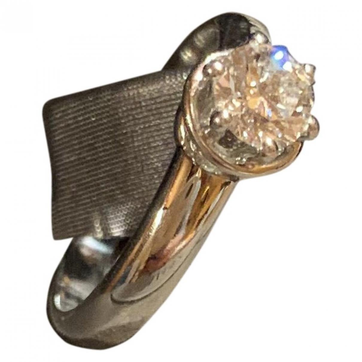 Damiani \N Ring in Weissgold