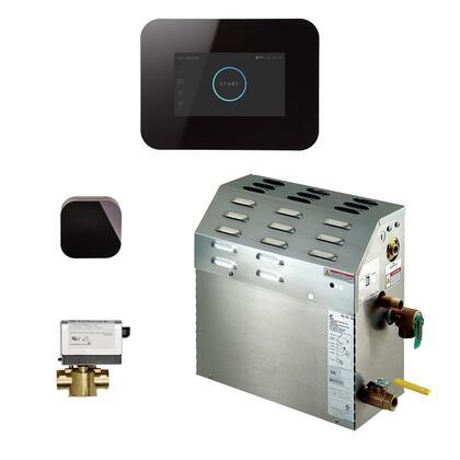 90C1AI3BK 5kW Steam Bath Generator with iSteam3 AutoFlush Package in
