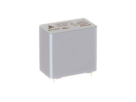 EPCOS Capacitor PP Suppression 15uF 305V X2 10 (45)