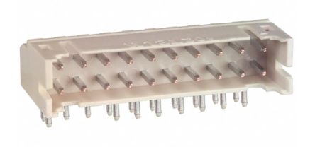 JST , PHD, 20 Way, 2 Row, Right Angle PCB Header (2)