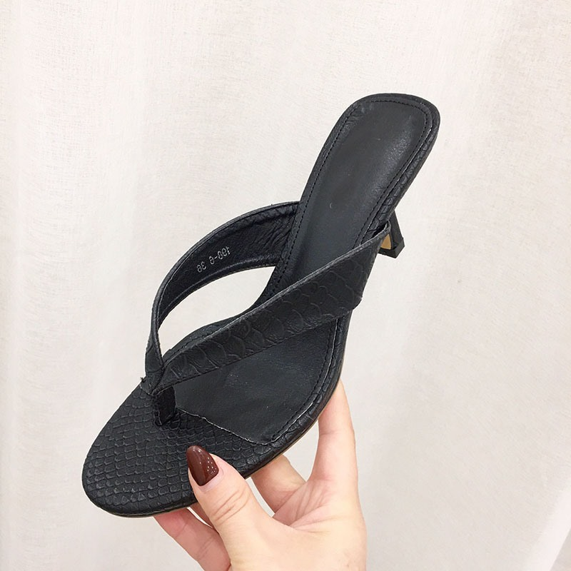 Ericdress Thong Stiletto Heel Slip-On Women's Mules Shoes