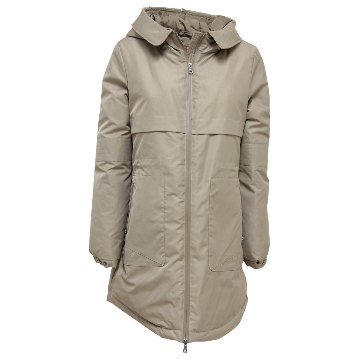 Prada - Manteau   pour femme - kaki